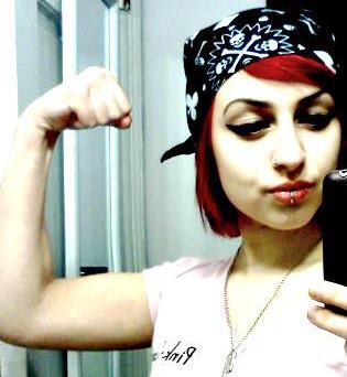 Giulia the Riveter by LexiconDevil14
