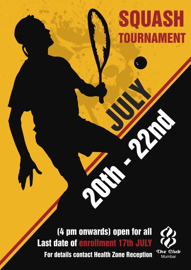 Squash Tournament By Alpesh88ww On DeviantArt