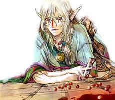 Mononoke_Ksuriuri by YanaBau