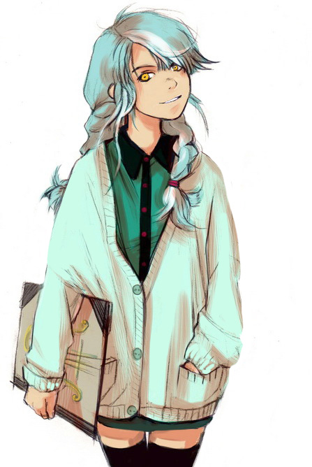 MLP_Lyra by MoritoAkira