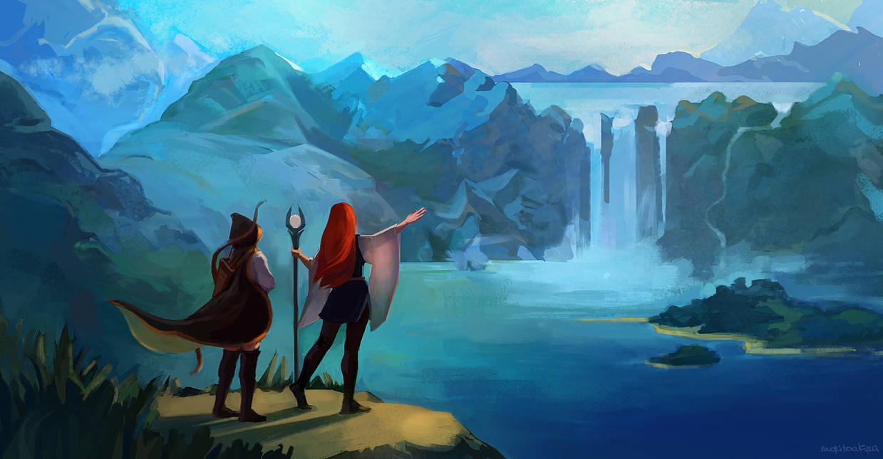 Pathfinders by YanaBau