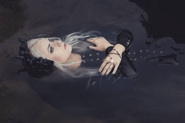 Dark Ophelia by Anette89