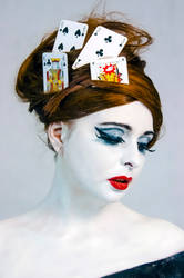 Queen of Cards I