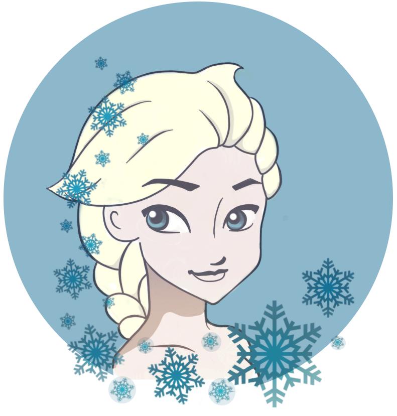 Elsa by vinegarwater