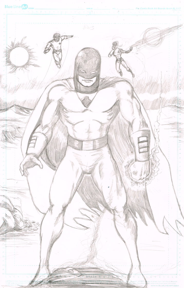 Space Ghost- Final Fate of Blip (lo res) by jaymtaylor