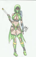 My Jade in MKX by Hugo-Souza
