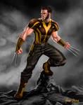 MCU Logan 2.0 MCU Wolverine - Brown Suit Design
