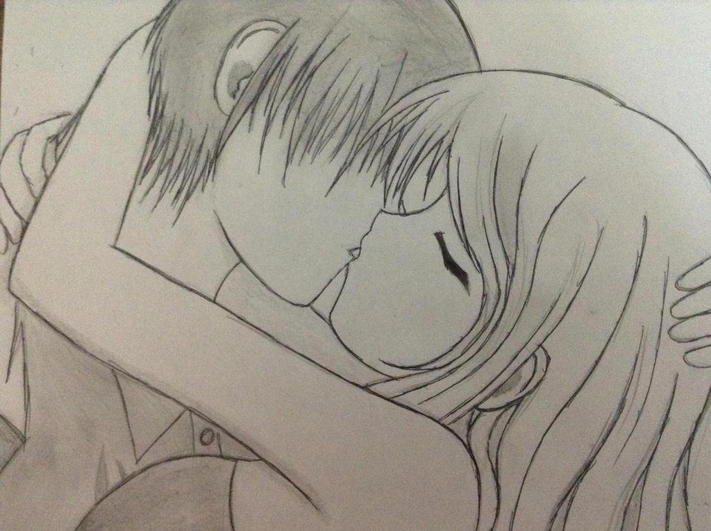 Cute Kissing Drawings Digitalspace Info