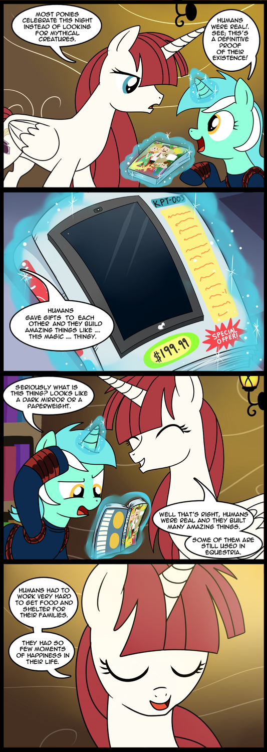 A gift for Hearth's Warming Eve Part 4 of 7 by alfredofroylan2
