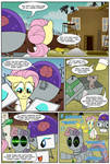 Fallout Equestria: The Ghost of the Wastes Part 3