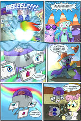 Fallout Equestria: The Ghost of the Wastes Part 6 by alfredofroylan2
