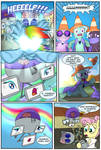 Fallout Equestria: The Ghost of the Wastes Part 6