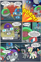 Fallout Equestria: The Ghost of the Wastes Part 8 by alfredofroylan2