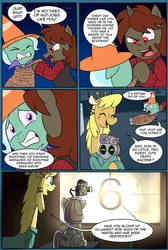 Fallout Equestria: The Ghost of the Wastes Part 11 by alfredofroylan2