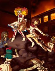 Zombies in my Shoujo by alfredofroylan2