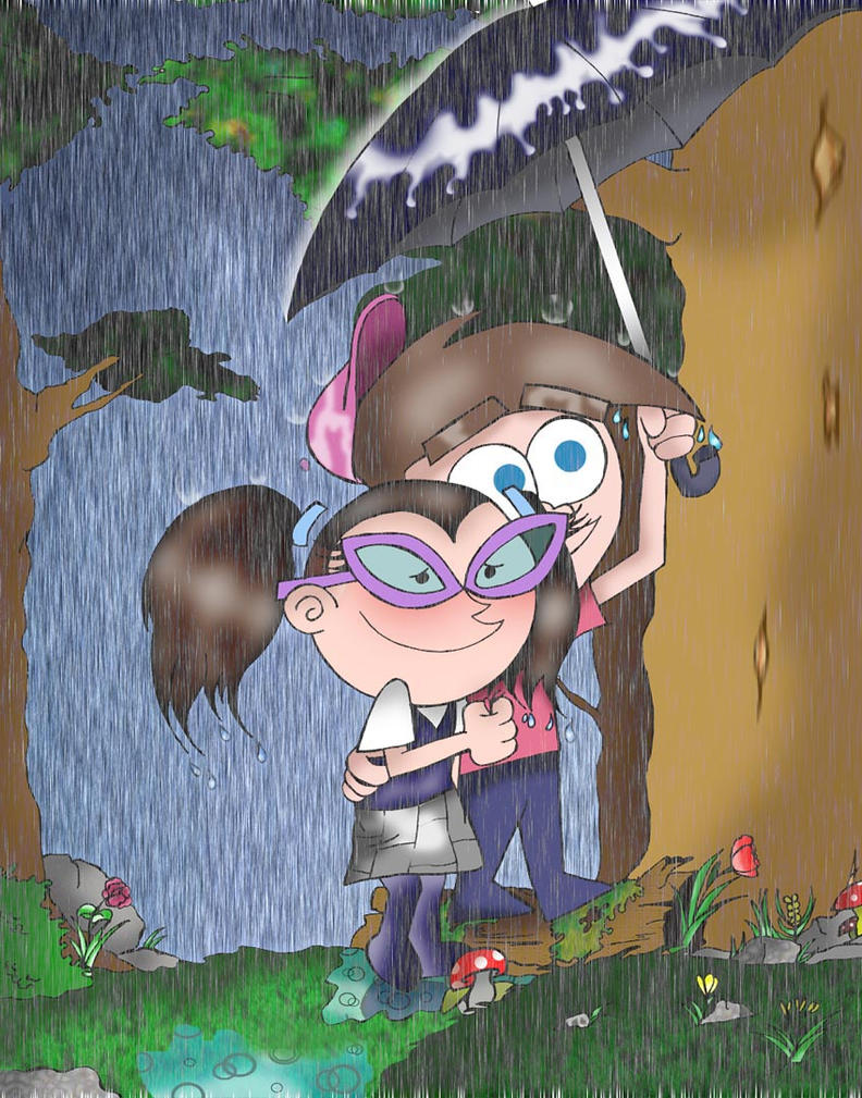 FOP Rainy Night by alfredofroylan2