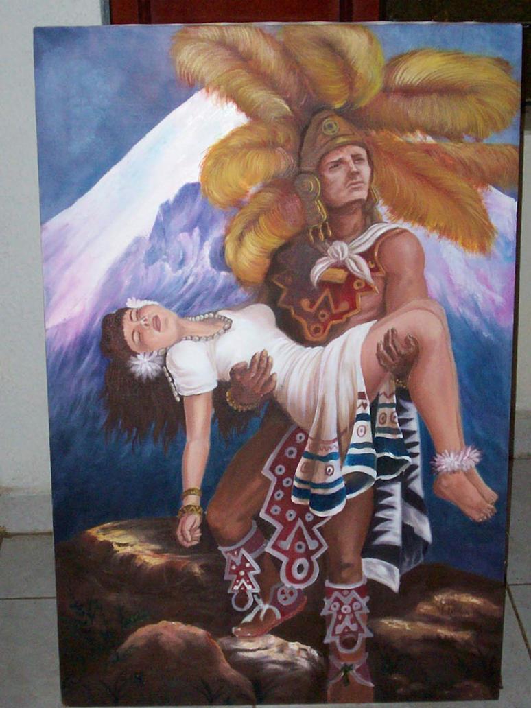 Grandeza Azteca from Helguera by alfredofroylan2 on DeviantArt