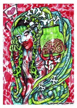 zombie brain food