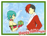 SKRATCHJAMS - Happy Holidays Jam by x-Beatrush-x