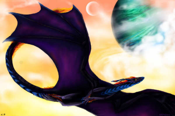 Sky Racer by Randomznez