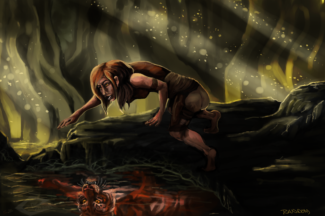 Tigress by Randomznez