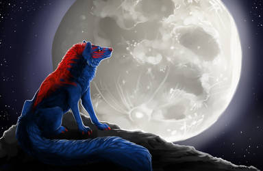 The Moon's Secrets by Randomznez