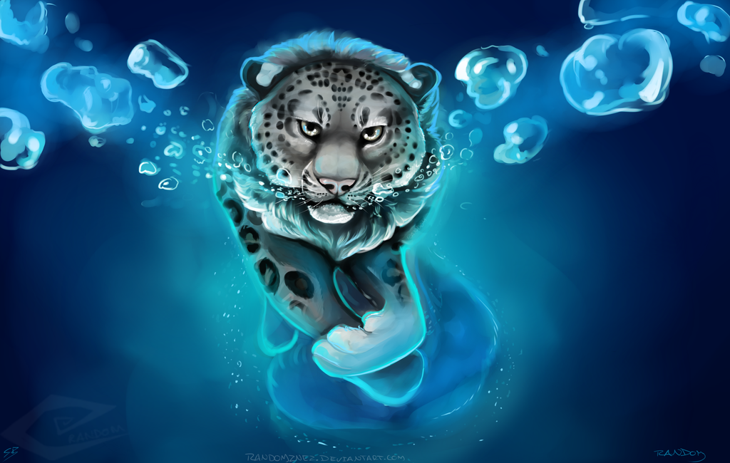 Aquarian Illusion by Randomznez