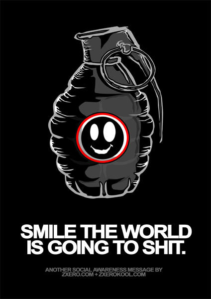 Smile World by zxerokool