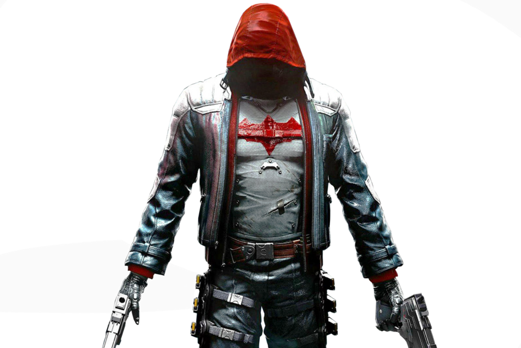 Arkham Knight Red Hood Render by ArkhamNatic on DeviantArt