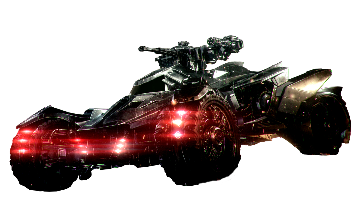 Batman Arkham Knight Batmobile by ArkhamNatic on DeviantArt