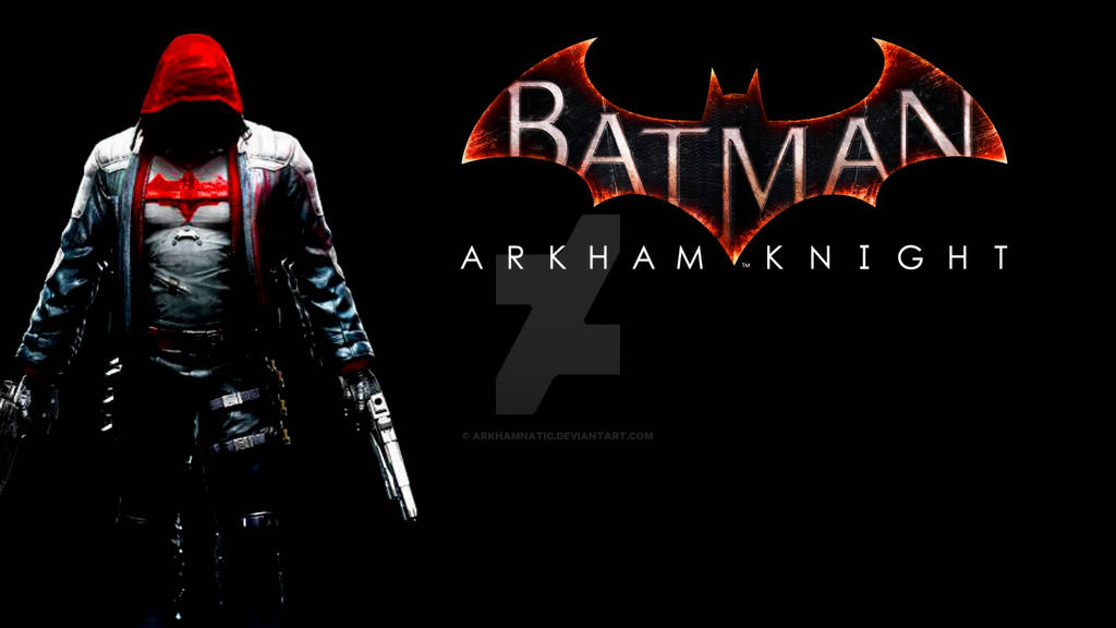 Batman Arkham Knight Red Hood Wallpaper 2 by ArkhamNatic on DeviantArt