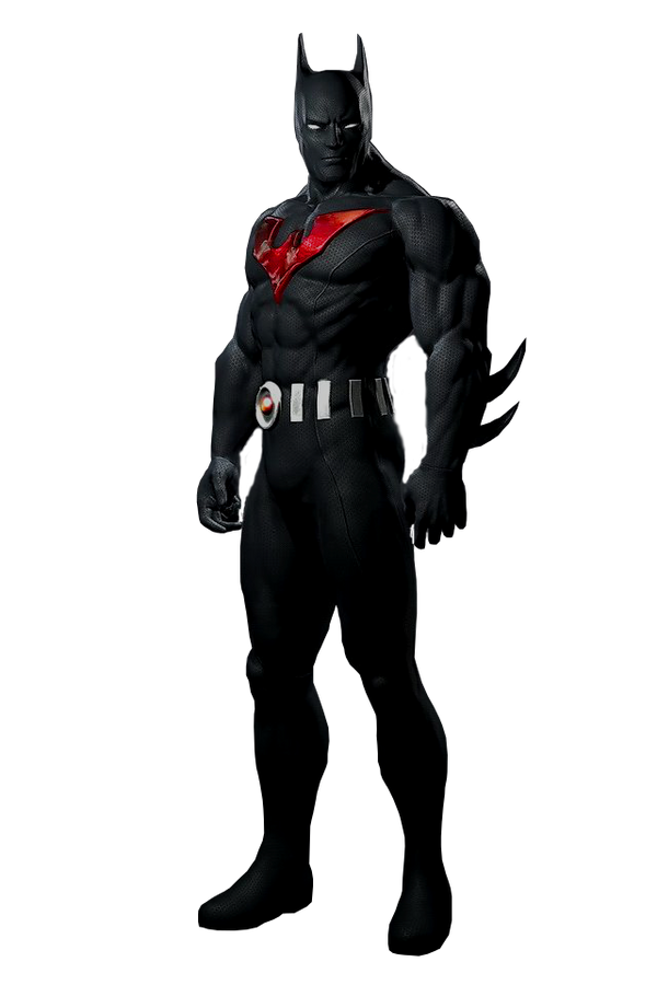 batman arkham city batman beyond by arkhamnatic on deviantart