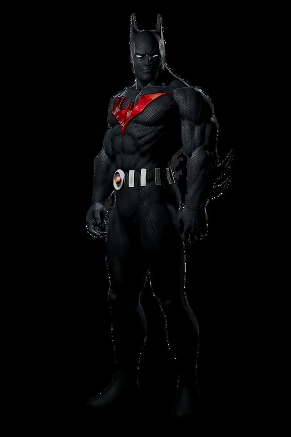 Batman: Arkham City - BATMAN BEYOND Costume Skin (Combat ...   Batman Arkham City Batman Beyond Flying