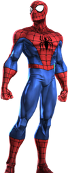 Spider-Man by ArkhamNatic