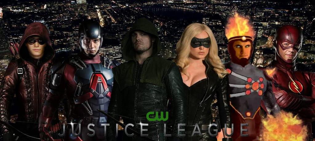 cw justice league - photo #3