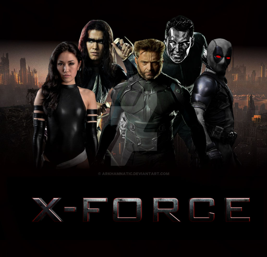 X Force Wallpaper By Arkhamnatic On Deviantart