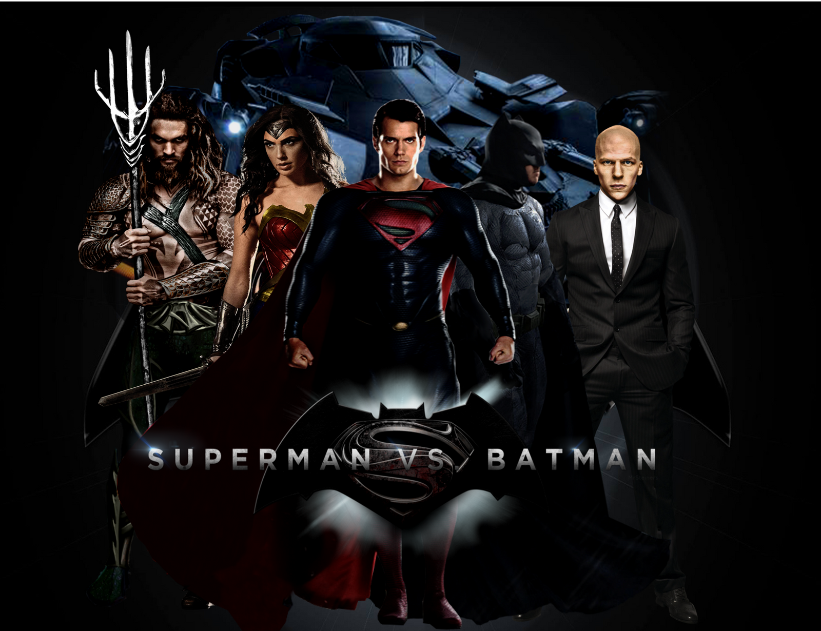 Batman Vs Superman Dawn Of Justice Wallpaper By Arkhamnatic On