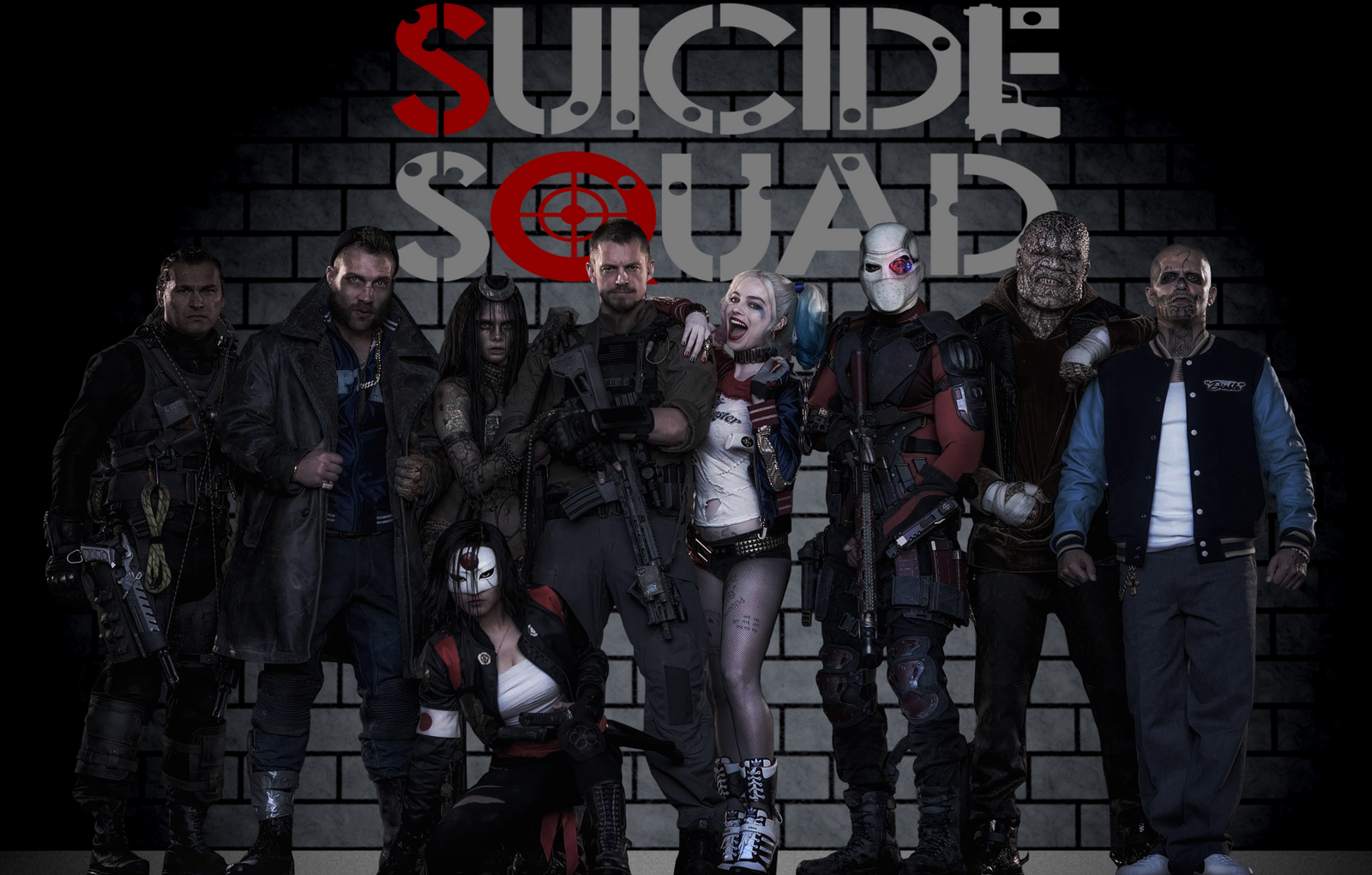 suicide squad wide wallpapers - photo #16