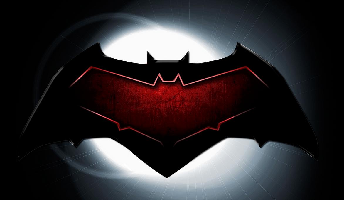 batman vs red hood movie logo by arkhamnatic on deviantart
