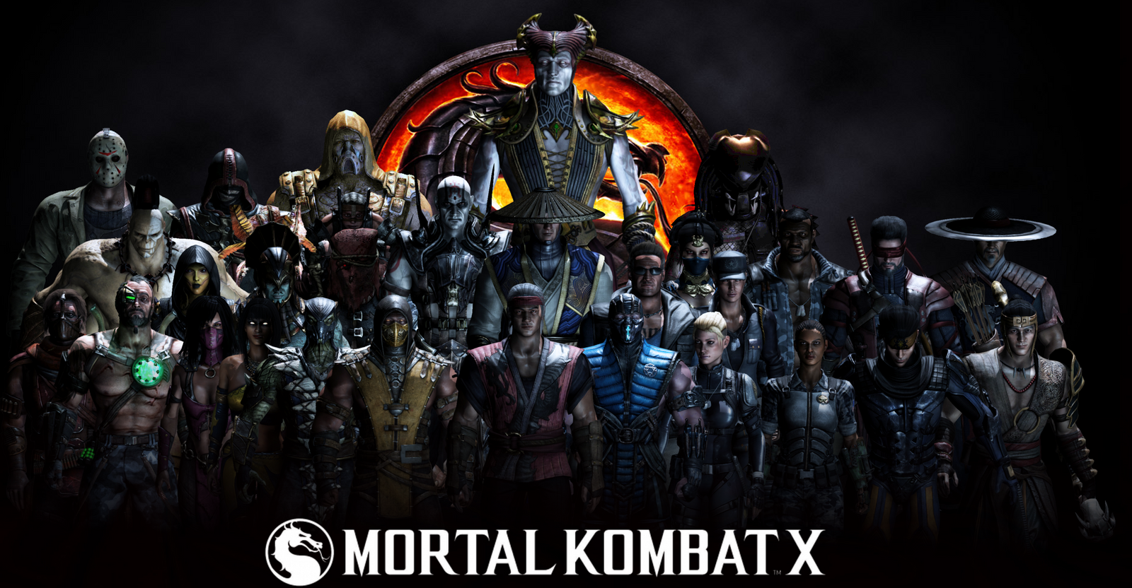 Mortal Kombat X Background: Mortal Kombat X Wallpaper By ArkhamNatic On DeviantArt