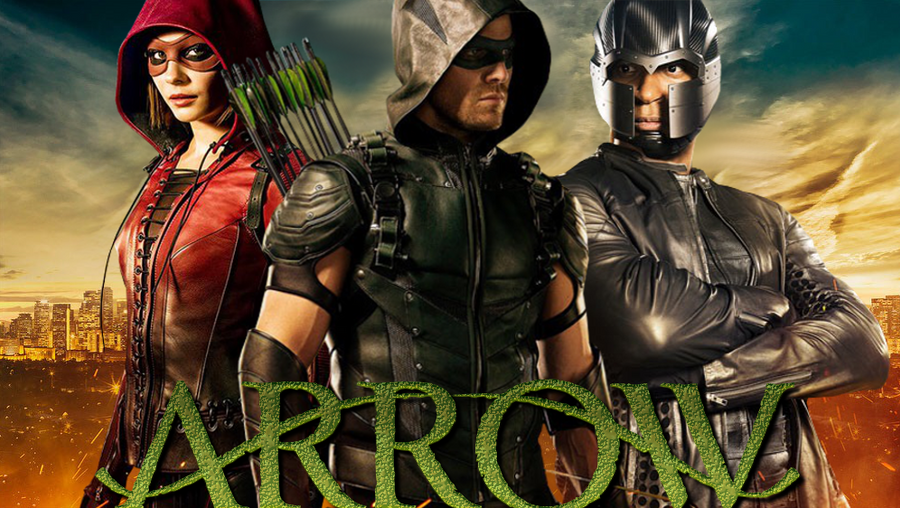 Arrow Season Four Wallpaper By ArkhamNatic