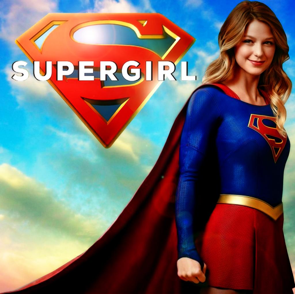 supergirl wallpaper by arkhamnatic on deviantart