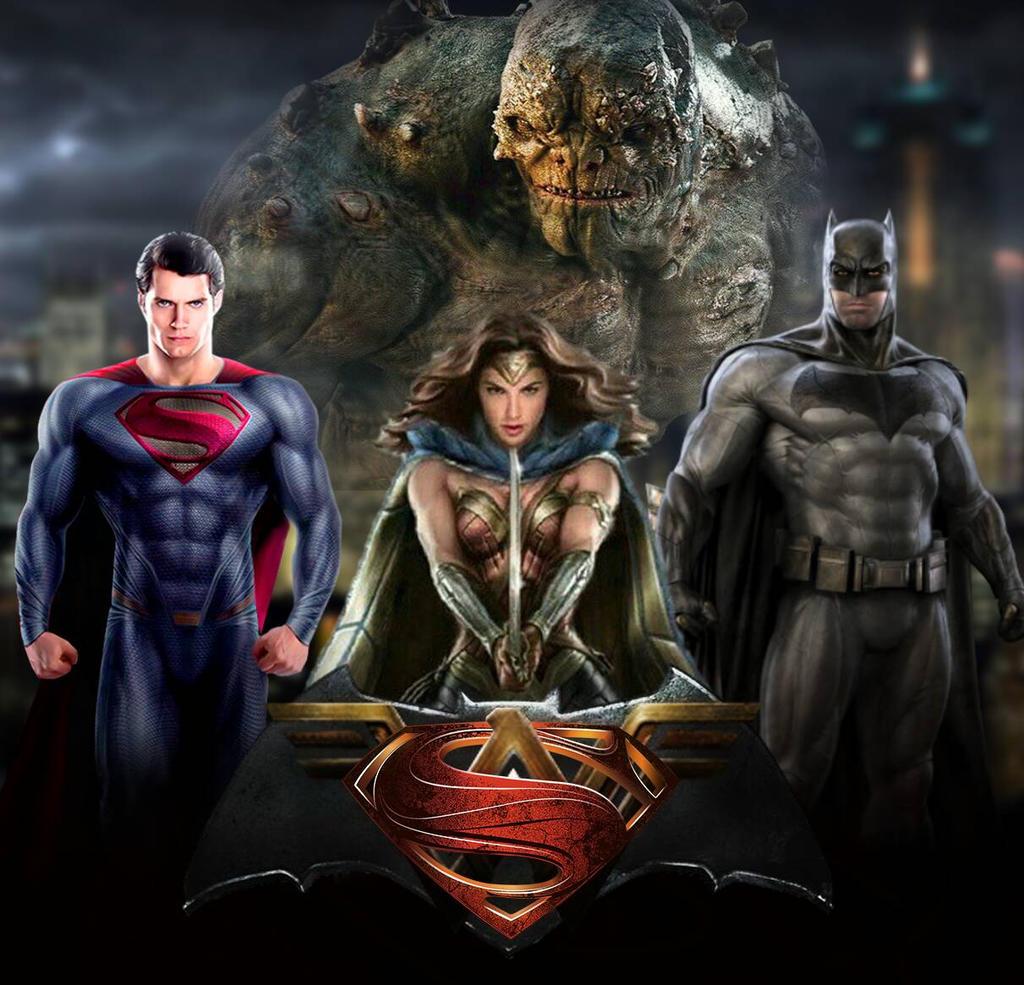 Batman Vs Superman Dawn Of Justice Wallpaper By Arkhamnatic On