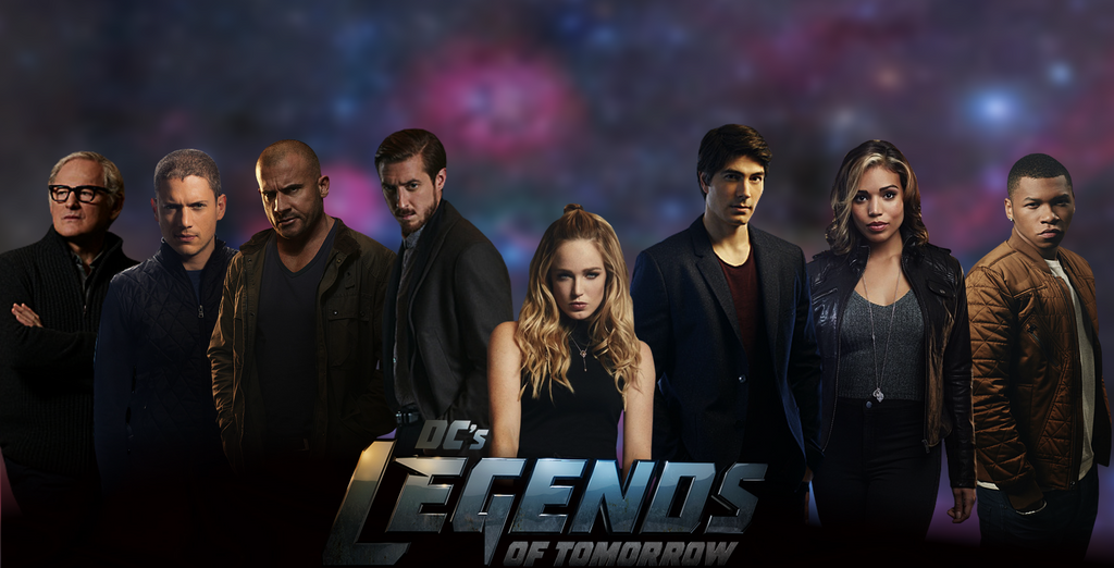 DC Legends Of Tomorrow By ArkhamNatic On DeviantArt