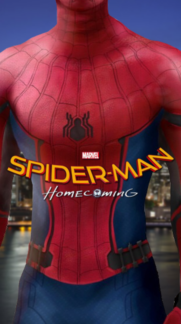 Spider Man Homecoming Movie Poster Ecosia
