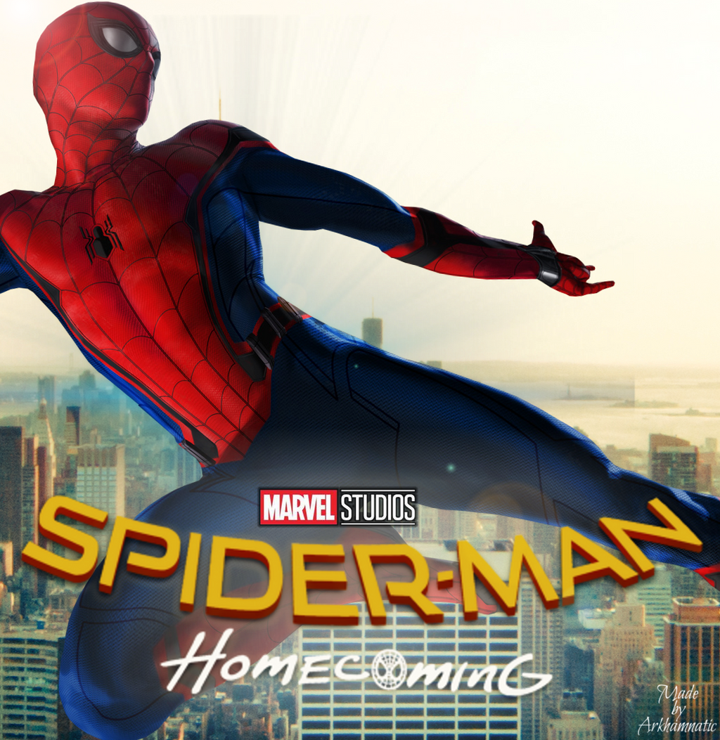Spider Man Homecoming Teaser Poster By ArkhamNatic