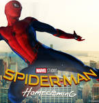 Spider man Homecoming teaser poster