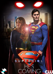Supergirl season two poster