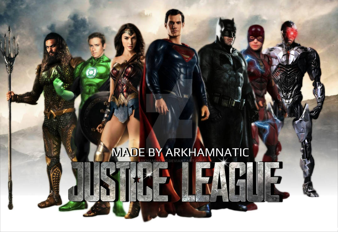 Justice League  by ArkhamNatic