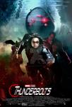 Marvel's Thunderbolt movie poster